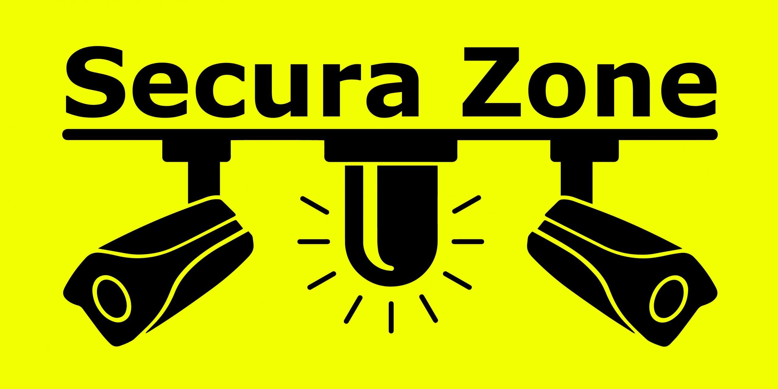 Secura Zone - Uebachs Sicherheitstechnik Logo