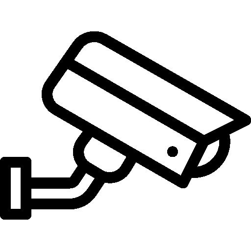 Videoüberwachung Icon